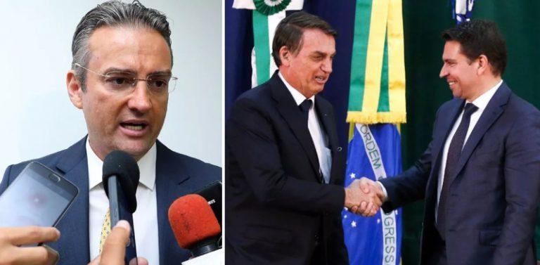 Bolsonaro nomeia braço direito de Ramagem como diretor-geral da PF