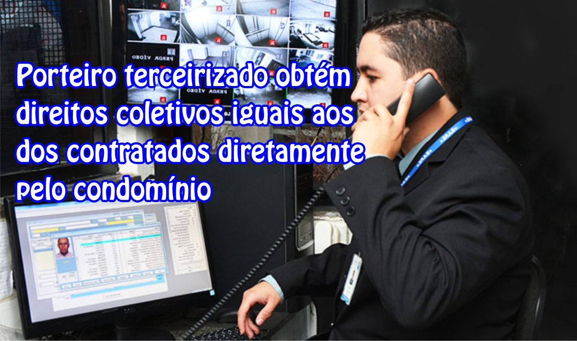 TST CONTRA A TERCEIRIZAÇÃO