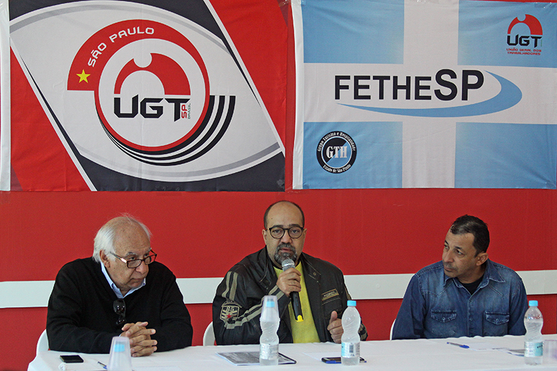 FETHESP discute consequências da reforma trabalhista