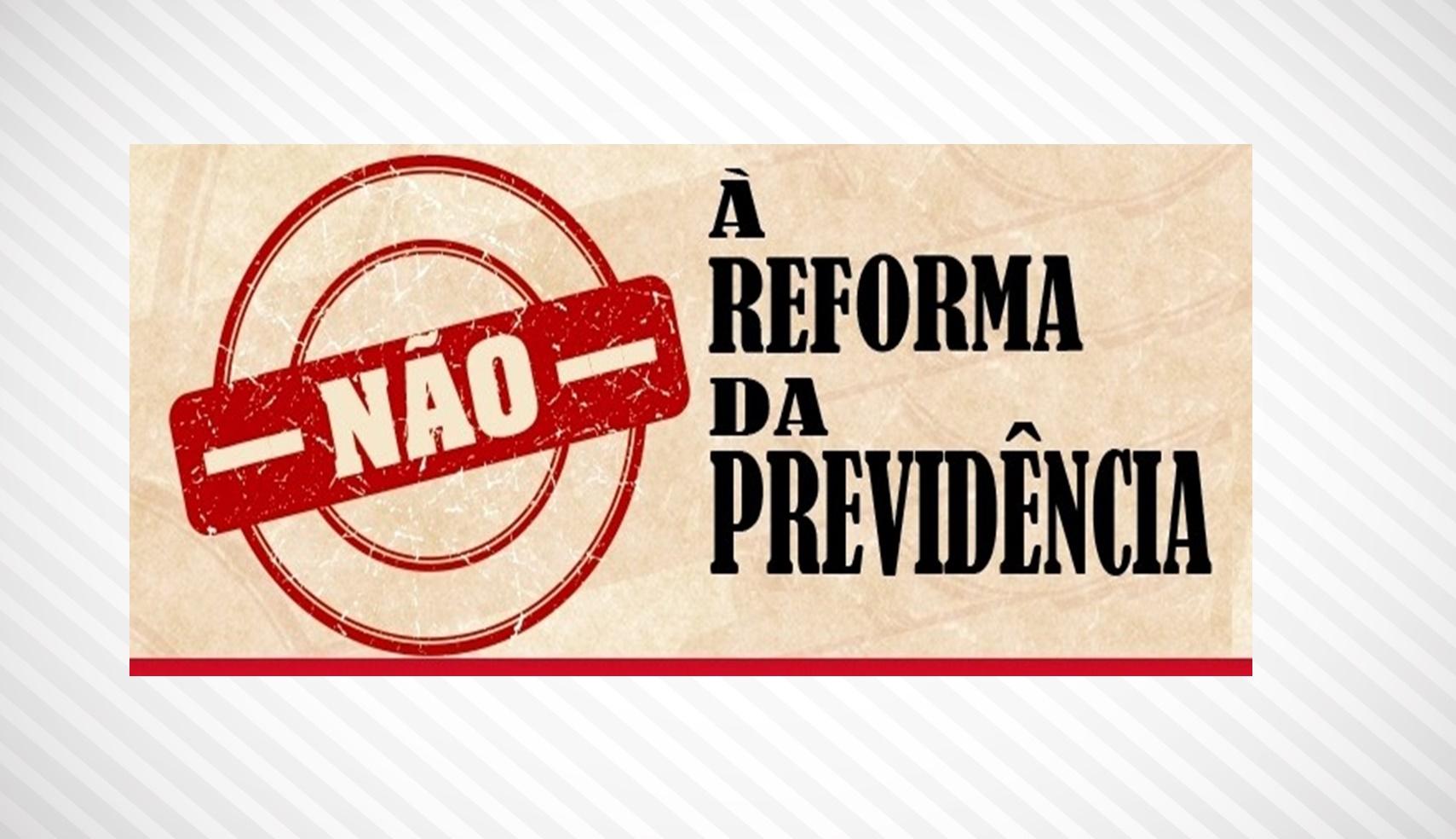 Assista ao vídeo sobre a reforma da previdência!!!