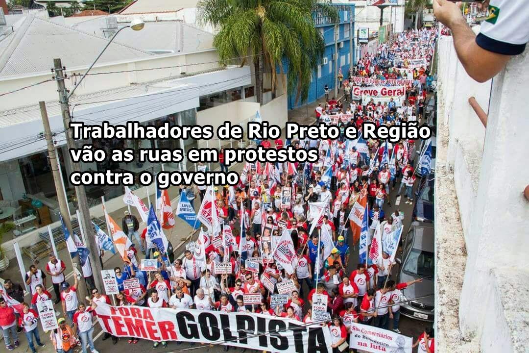 Veja como foram os protestos do dia 30 de junho