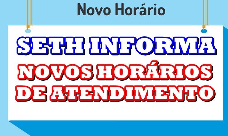 ATENÇÃO TRABALHADORES VINCULADOS NO SETH