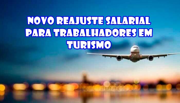 Atenção trabalhadores em Turismo