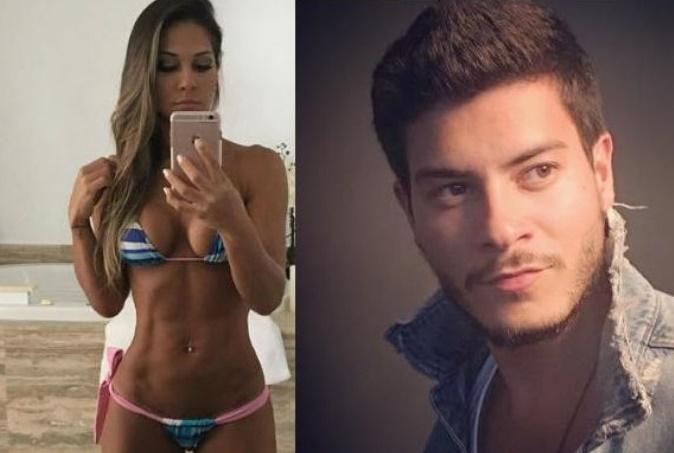 Arthur Aguiar e Mayra Cardi estão namorando
