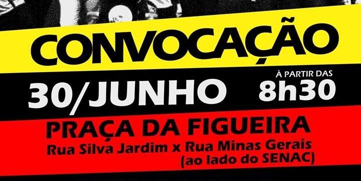 Sexta feira o Brasil vai parar!!!