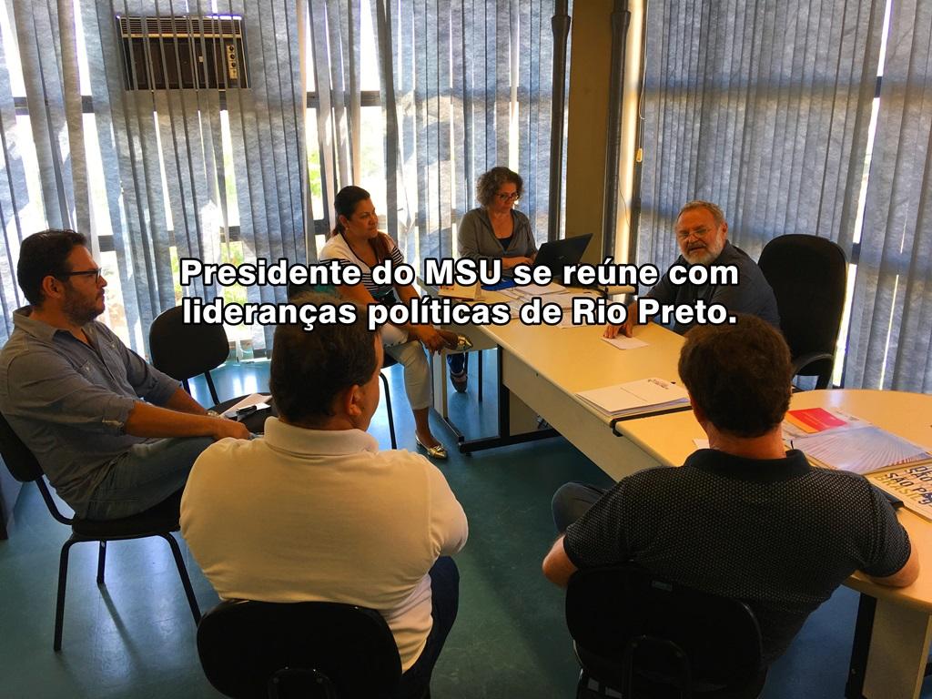 MSU realiza parceria para Festa dos Trabalhadores