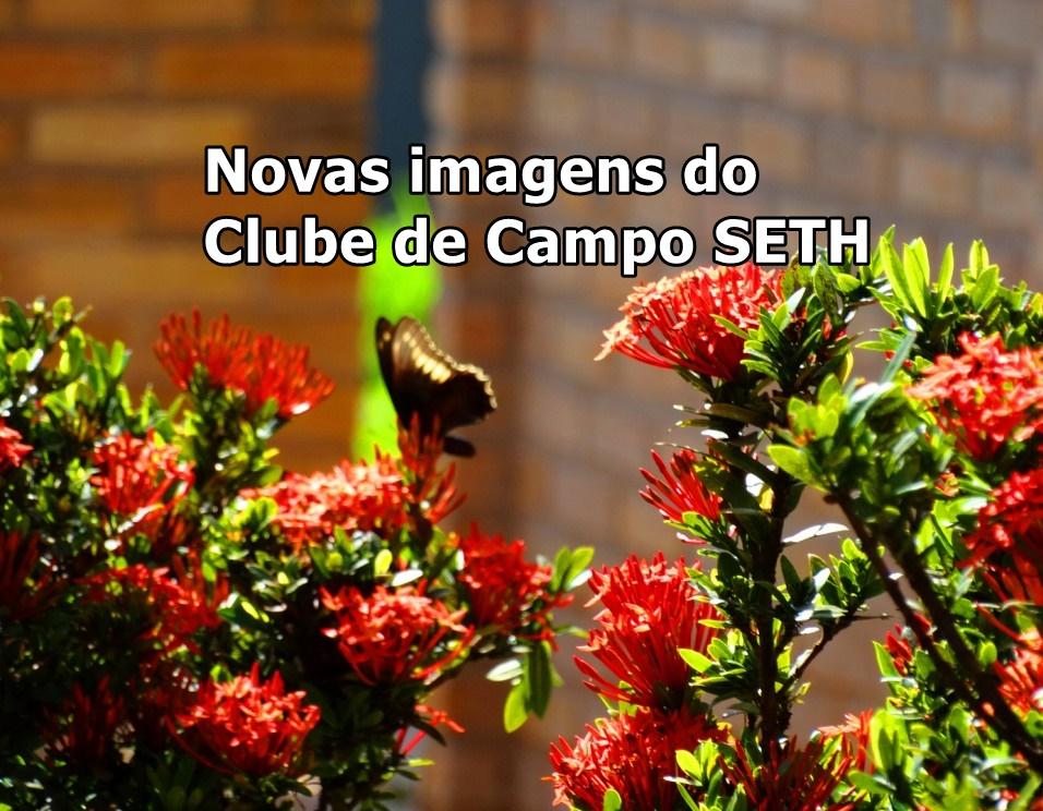 Novas imagens do Clube de Campo SETH, acompanhem!!!!