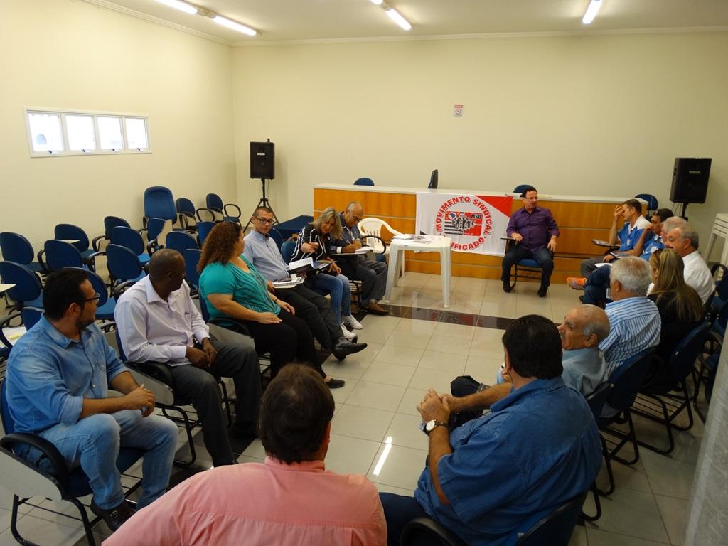 Nova Diretoria do MSU toma posse em Rio Preto
