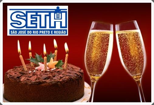 Sindicato SETH comemora aniversário