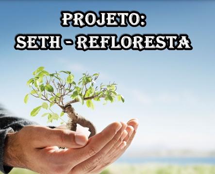 Plantadas até o momento 5604 árvores