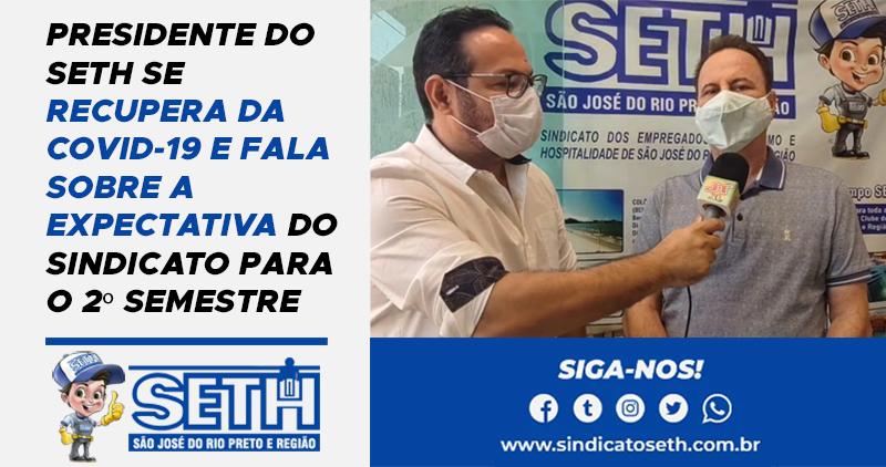 Sérgio Paranhos falou sobre as próximas negociações do ano